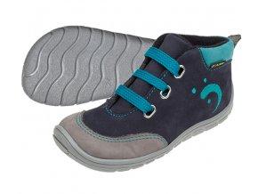 FARE BARE dětské celoroční boty s fleecem 5121201