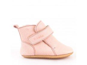 Froddo Prewalkers Boots Pink s kožešinou