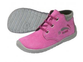 FARE BARE dětské celoroční boty s fleecem 5221251