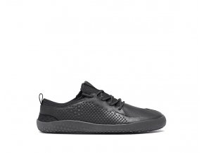 Vivobarefoot PRIMUS SCHOOL J Leather Black