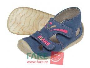 FARE BARE dětské sandály 5061251