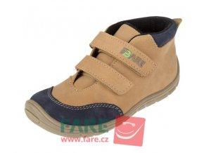 FARE BARE dětské celoroční boty s fleecem 5121281