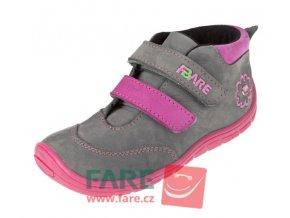 FARE BARE dětské celoroční boty s fleecem 5121252