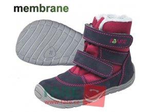 FARE BARE dětské zimní nepromokavé boty 5241291