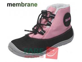 FARE BARE dětské zimní nepromokavé boty 5243251