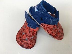 Baby Bare IO Spider TS bačkůrky/sandály