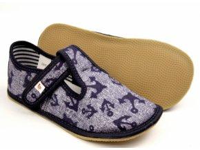 EF barefoot bačkůrky kotvy