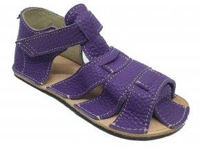 Orto plus Barefoot fialová