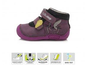 D.D.Step Bare Feet celoroční 018-599