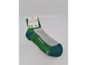 Ponožky Surtex - ACTIVE 80% Merino, vel. 28-29