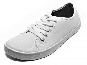 Anatomic All In A07 bílé plátěné boty