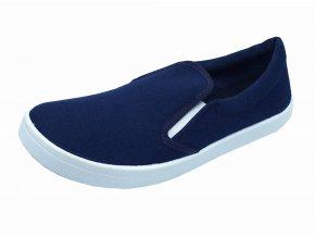 Anatomic All In AB04 modré slip-on