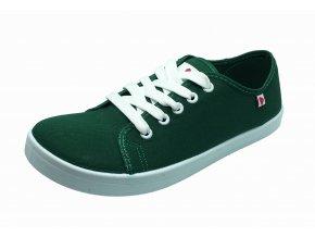 Anatomic All In A18 zelené plátěné boty
