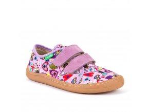 Froddo Barefoot Tenisky Lilac+ (G1700283-2)