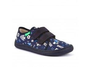 Froddo Barefoot Tenisky Blue+ (G1700283-6)
