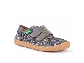 Froddo Barefoot Tenisky Grey+ (G1700283-7)