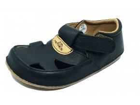 Barefoot Pegres sandály černé BF20