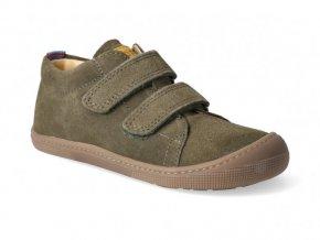 19122 3 barefoot tenisky koel4kids bernardinho khaki 3