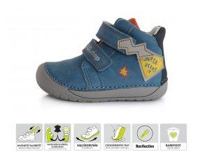 D.D.Step Bare Feet dětské celoroční boty 070-262