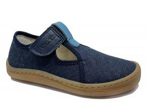 Froddo Barefoot bačkory blue G1700303