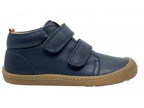 KOEL4kids Don Blue barefoot celoroční kotníkové boty (M002.101-110)