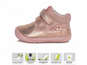 3944 d d step s070 520c pink divci kotnickova barefoot