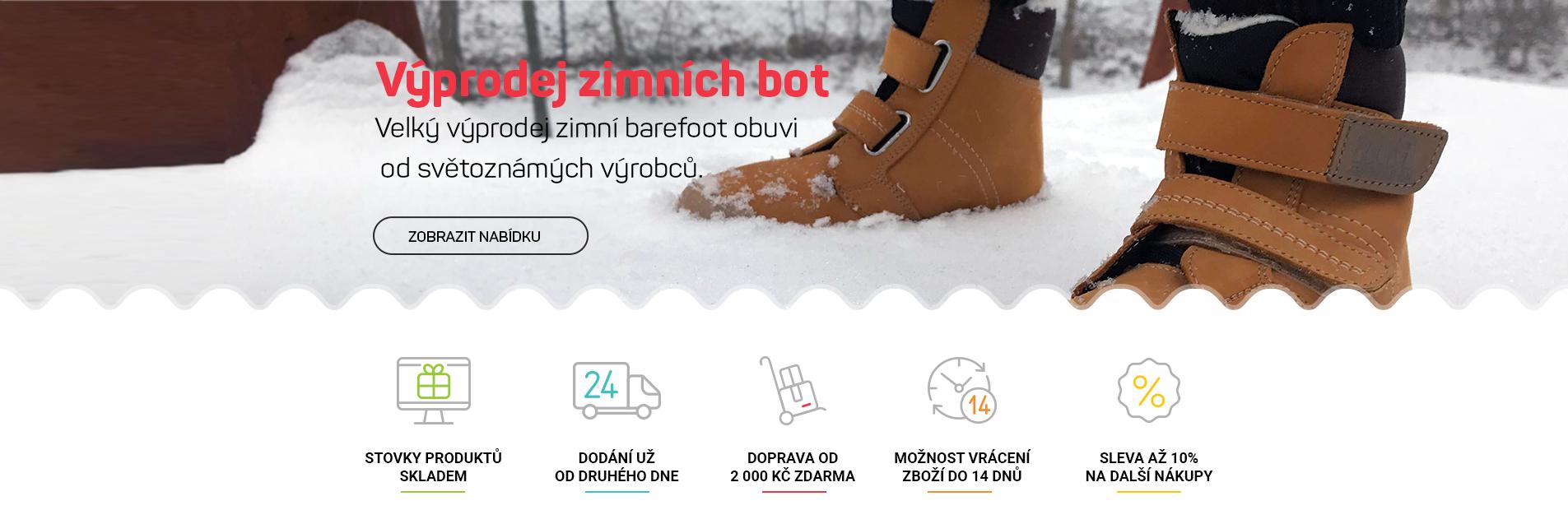 Výprodej 2019 zima
