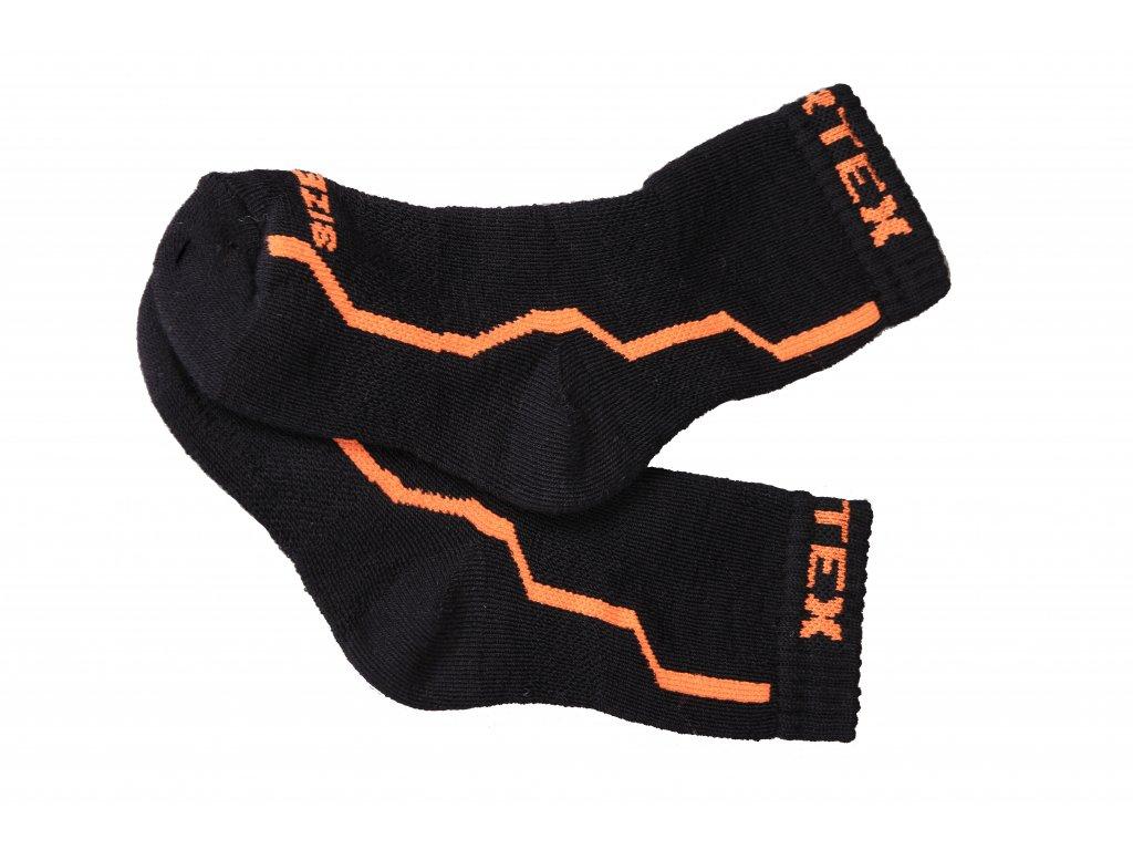 Ponožky Surtex 95% Merino - dětské - bosonožka f75ca12fc5