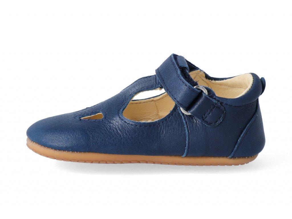 10fc0b0f08b6 Froddo prewalkers Sandálky Blue - bosonožka