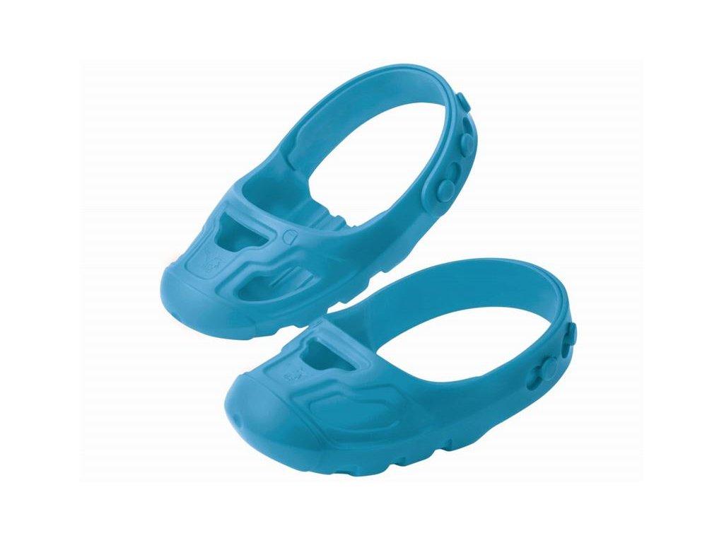 668969203 Chrániče na obuv big-shoe-care - modré   Bosonožka