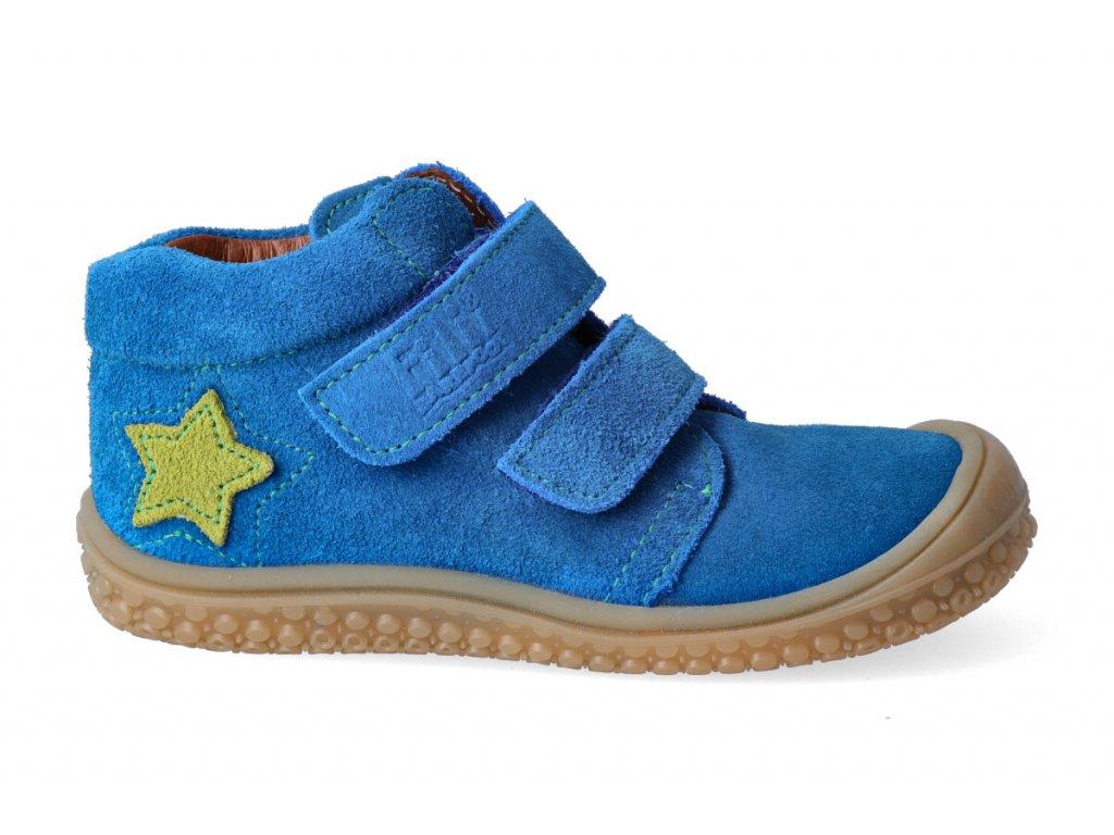 Filii barefoot - Klett Royalblue Star M - bosonožka e638a1d9c1