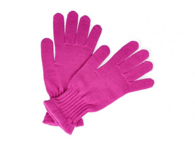 rukavice surtex merino ruzove 1