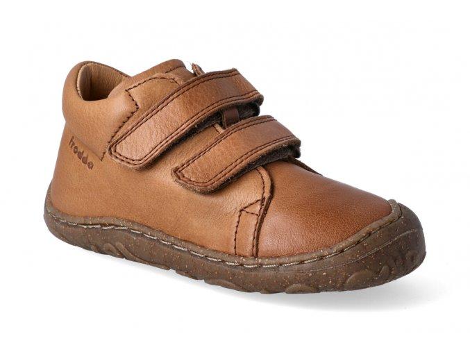 celorocni obuv froddo barefoot cognac 1