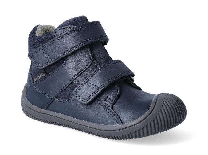 kotnikova obuv bundgaard walk atlantic blue 2