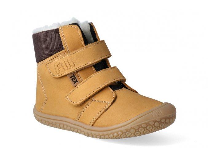 barefoot zimni obuv filii himalaya tex terra m 3