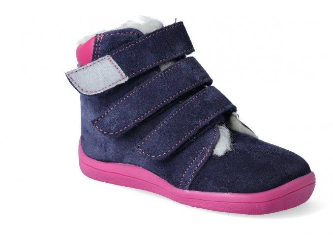 barefoot zimni obuv s membranou beda elisha 2