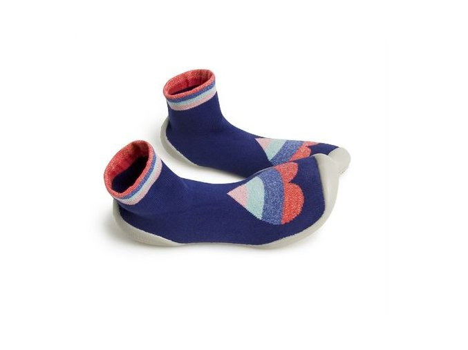 953f chaussons chaussettes asia coeur vibrant adult