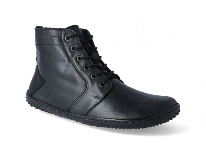 zateplena barefoot obuv okbarefoot devon black 7