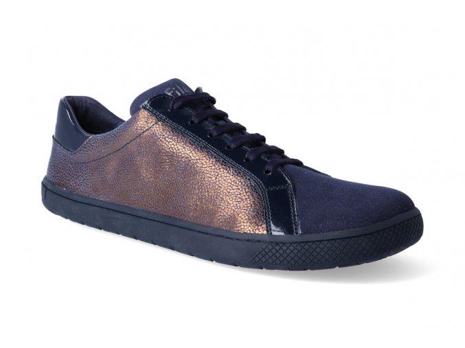 Barefoot tenisky Filii - Adult fashy vegan bronze
