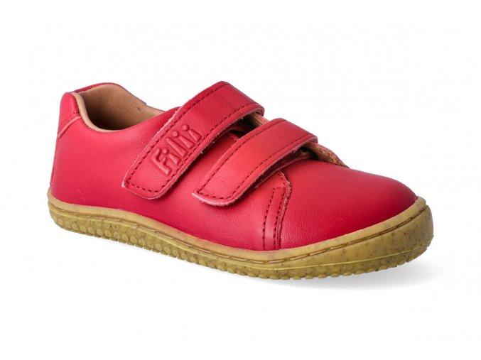 b20044 1 soft walk velcro bio leather strawberry 2 3