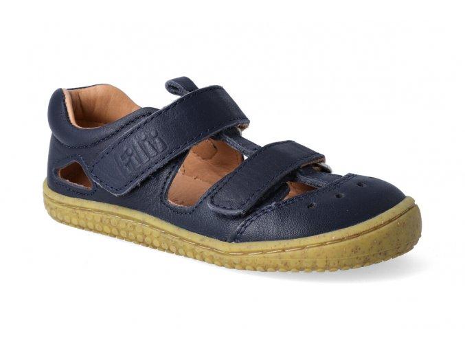barefoot sandalky filii bio kaiman nappa ocean m1 2