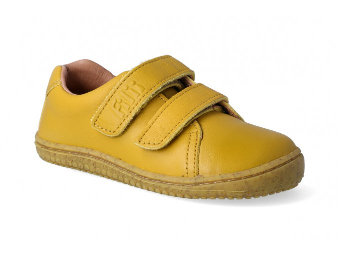 barefoot tenisky filii bio soft walk lemon w 2