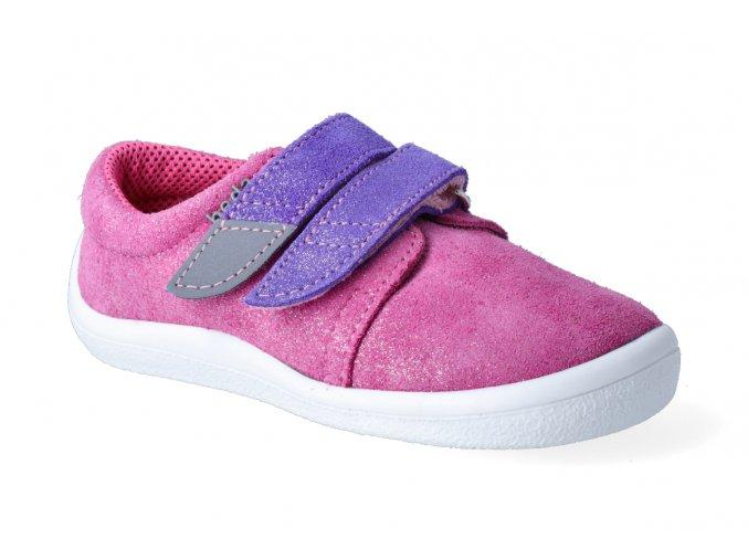 barefoot tenisky beda janette violet1 2