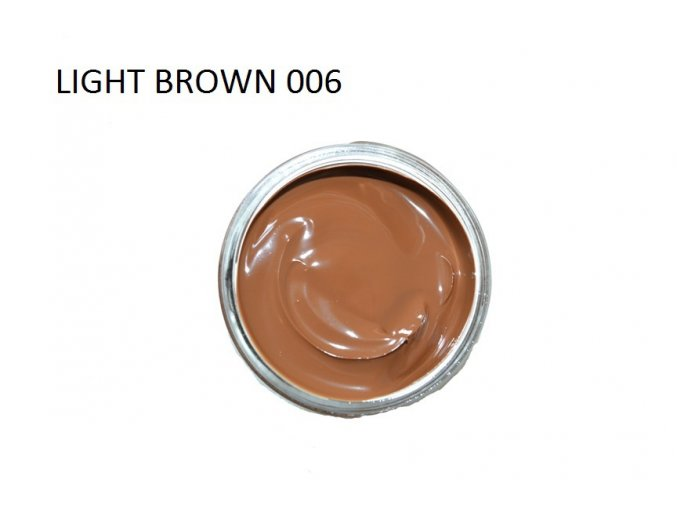 Woly Shoe light brown 50 ml