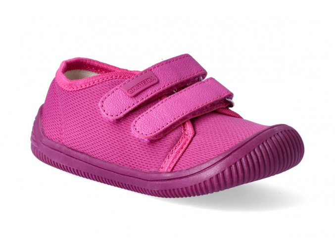 barefoot tenisky protetika alix fuxia letni 2