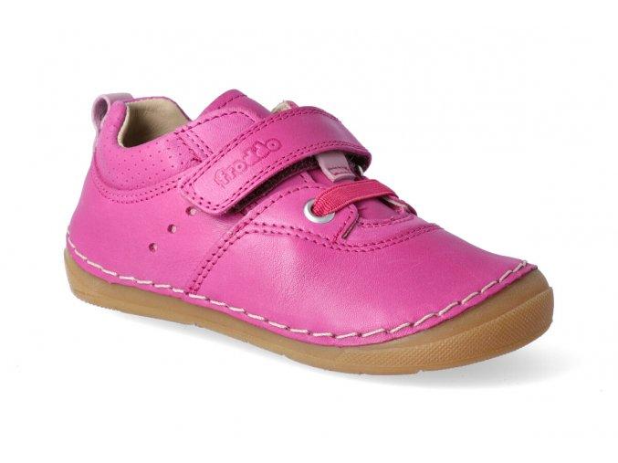 tenisky froddo flexible sneakers fuxia tkanicka 7