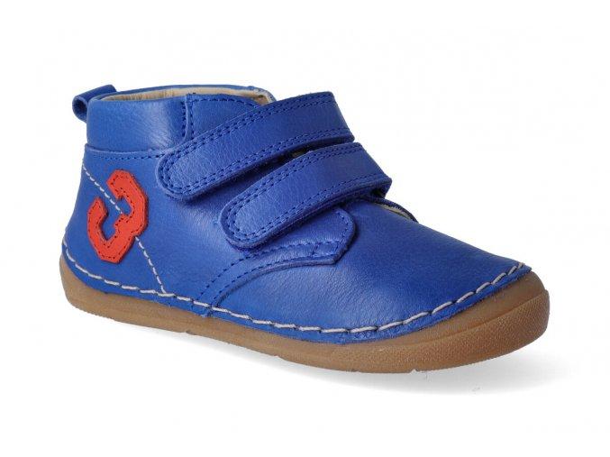 kotnikova obuv froddo flexible blue electric 2