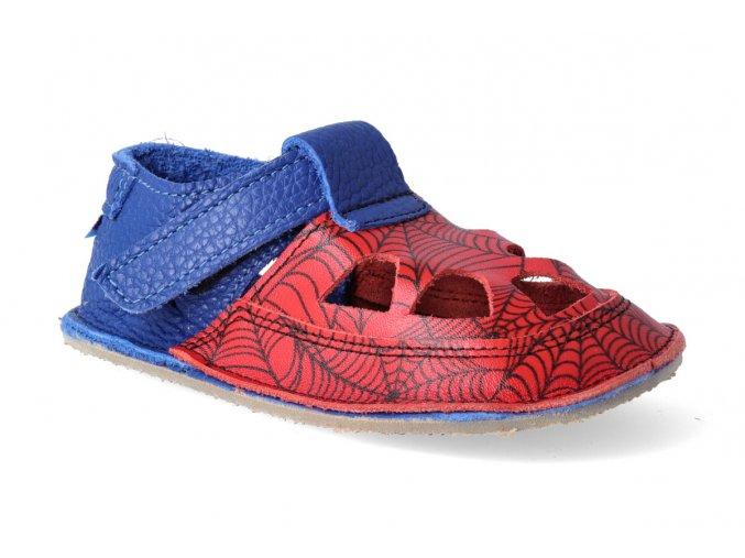 barefoot sandalky baby bare io spider letni 2