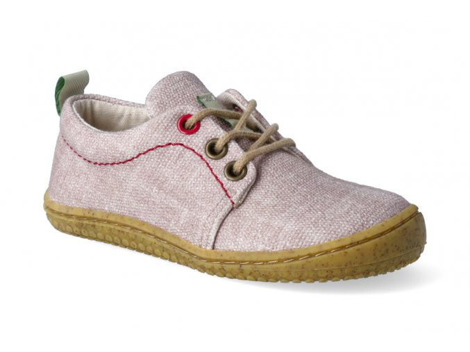 barefoot tenisky filii soft way bio rose m 3