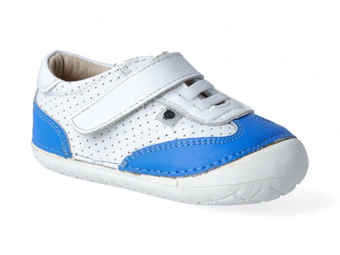 barefoot tenisky oldsoles prize pave snow neon blue 2